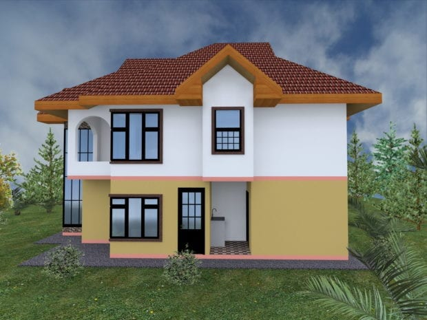 house designs kenya 4 bedroom