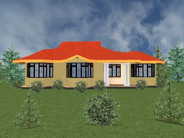 3 bedroom house designs