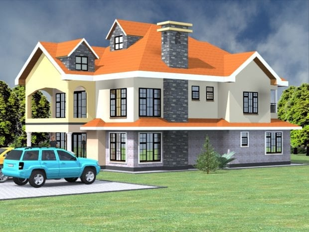 four bedroom house plans designs