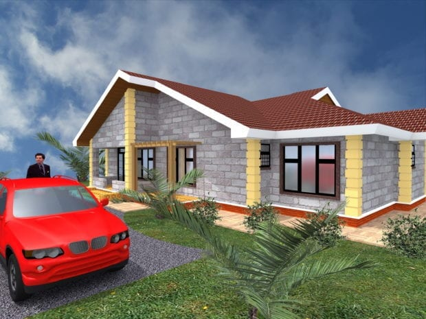 5 Bedroom Design 1027B 1