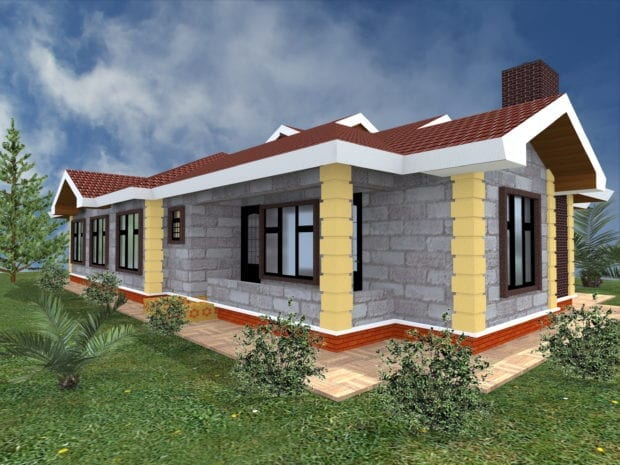 5 Bedroom Design 1027B 3
