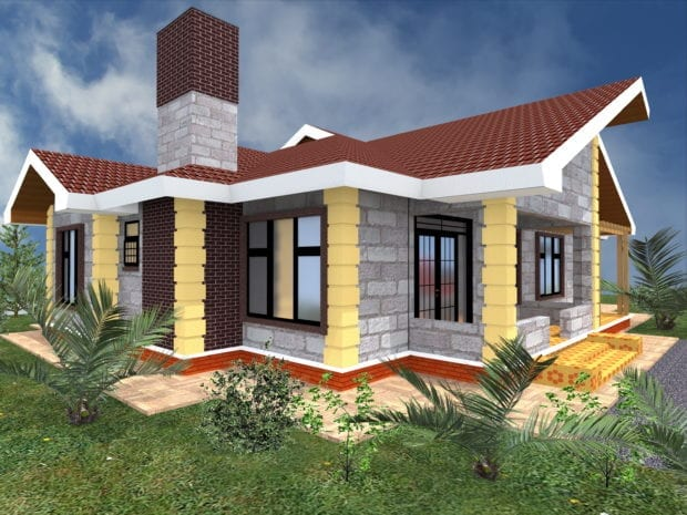 5 Bedroom Design 1027B 4