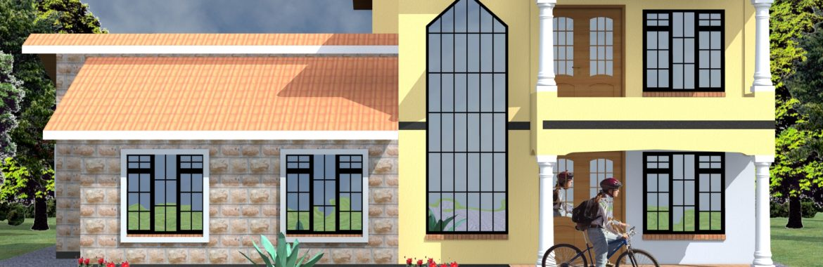 4 Bedroom Design 1029 A