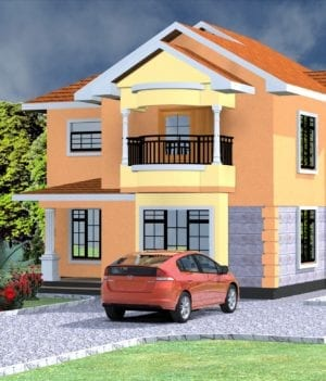 4 bedroom maisonette