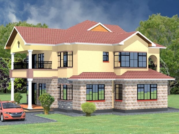 4 Bedroom Design 1045 A 4