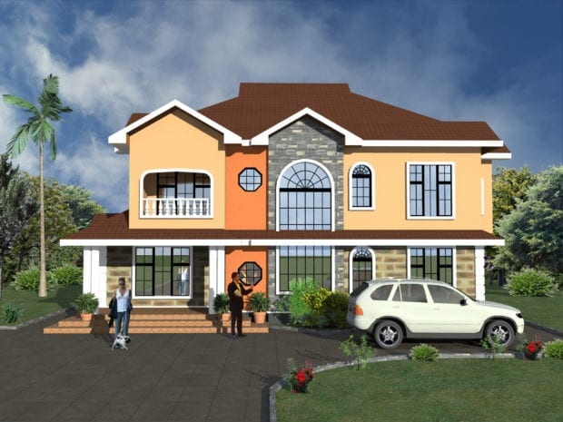 4 Bedroom Design 1051 A 3