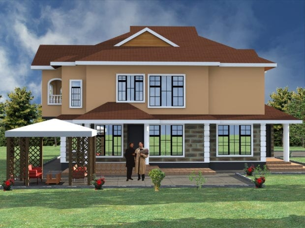 4 Bedroom Design 1051 A 2