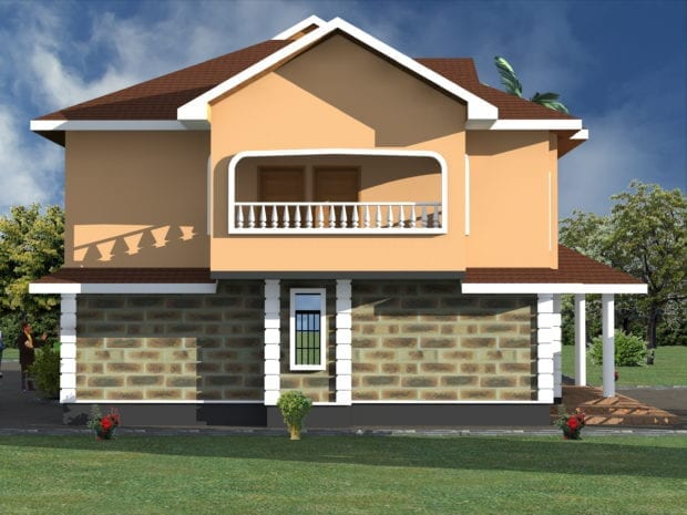 4 Bedroom Design 1051 A 1