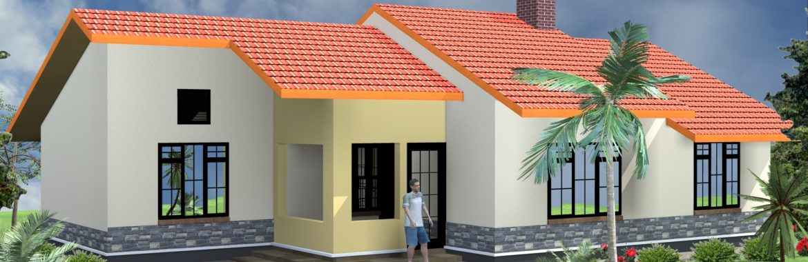 3 Bedroom Design 1054B