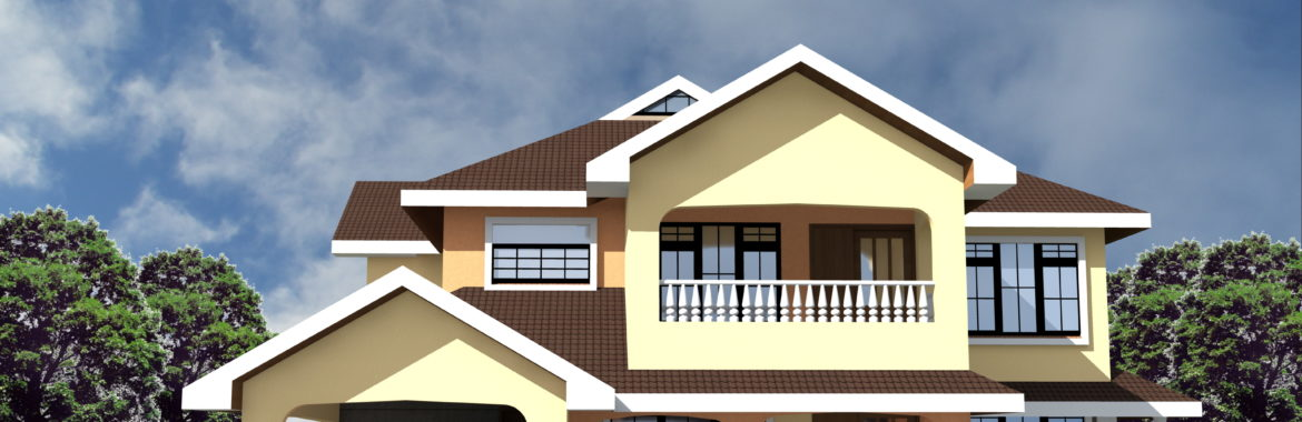 4 Bedroom Design 1061A