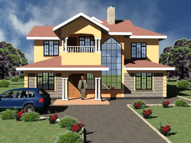 4 Bedroom Design 1063 A 2