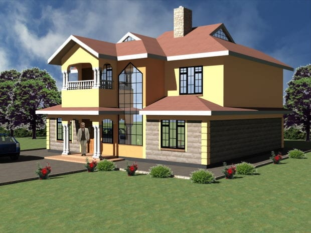4 Bedroom Design 1063 A 3