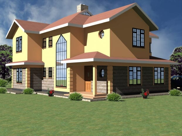 4 Bedroom Design 1063 A 5