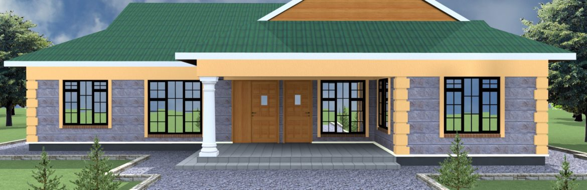 3 Bedroom Design 1067B