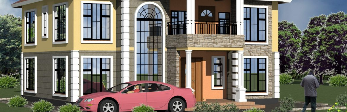 4 Bedroom Design 1068 A