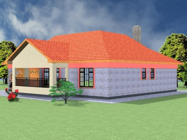 Single Storey House Plans | Single Storey Houses