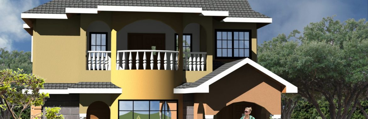 4 Bedroom Design 1071 A