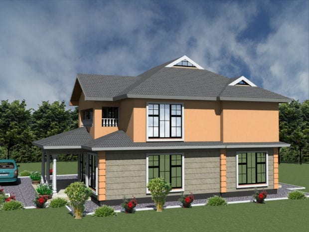 4 Bedroom Design 1083 A 2