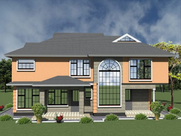 4 Bedroom Design 1083 A 3