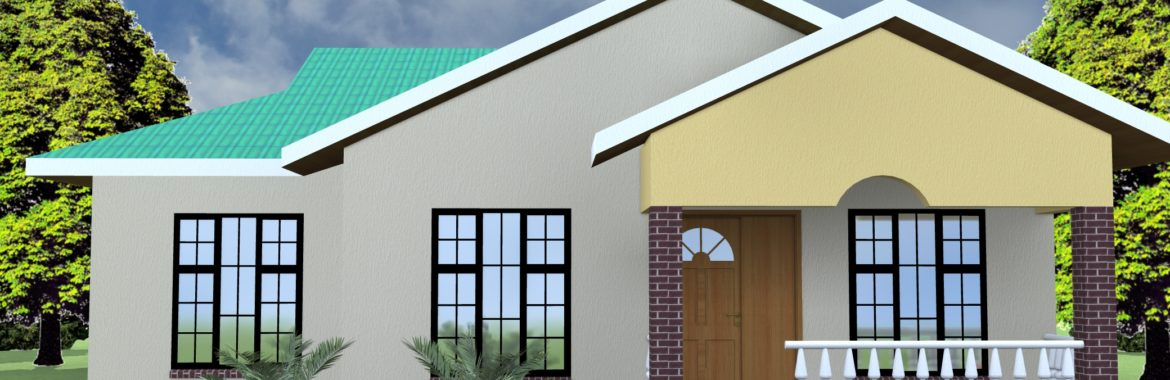3 Bedroom Design 1087B