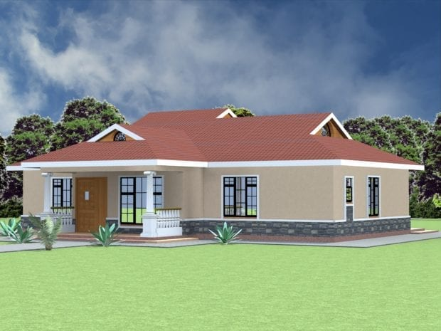 3 Bedroom Design 1090B 3