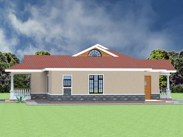 3 bedroom house plans design