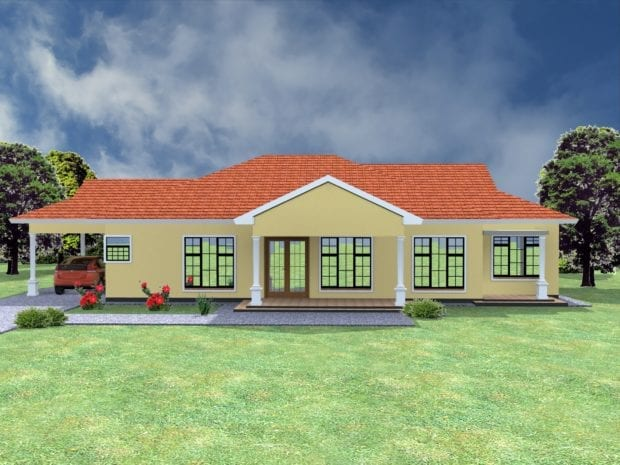 house plan in kenya