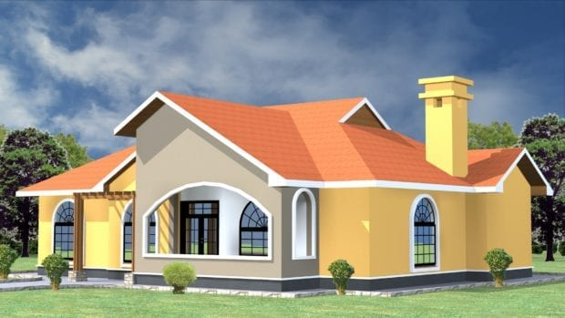 3 bedroom designs in kenya