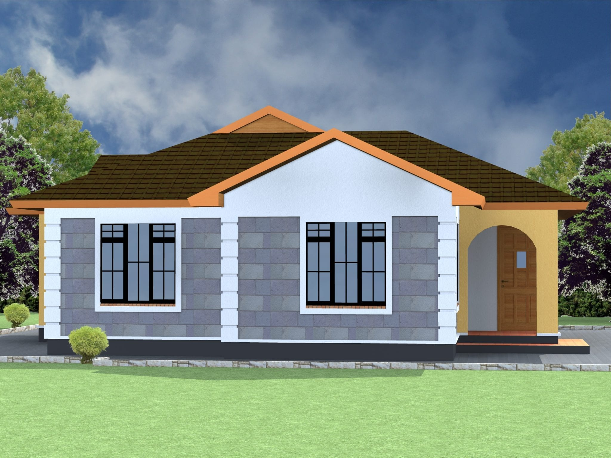 2 Bedroom House Plans Pdf S