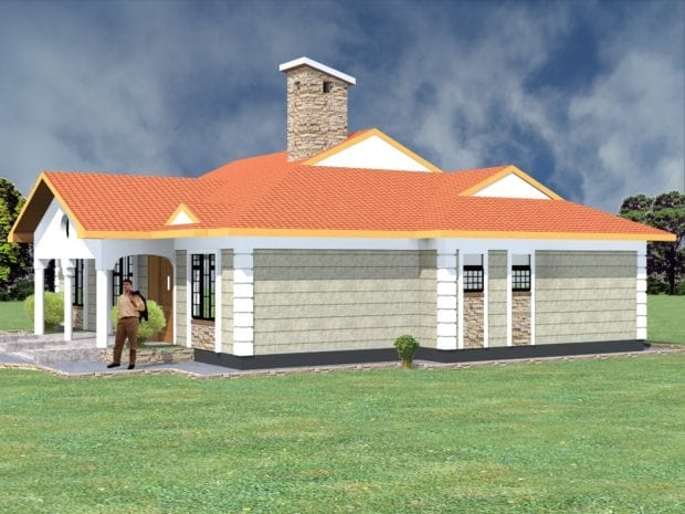 Bungalow house designs in kenya
