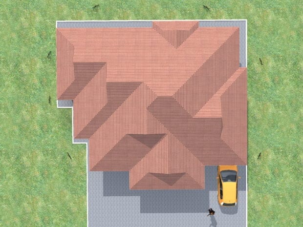 House plans 4 bedroom in Kenya
