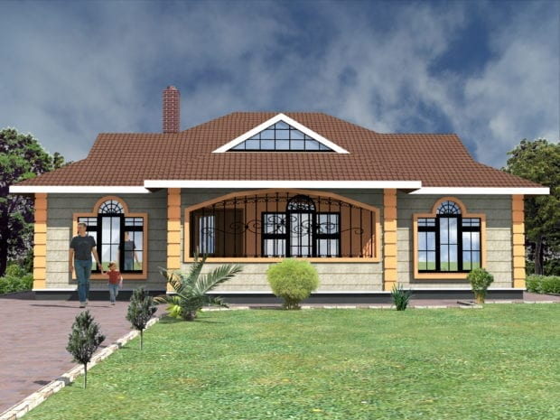 beautiful 3 bedroom house designs
