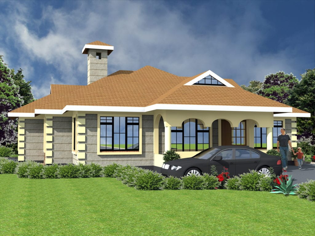 Beautiful House Designs Kenya 4 Bedroom [Check Details Here]
