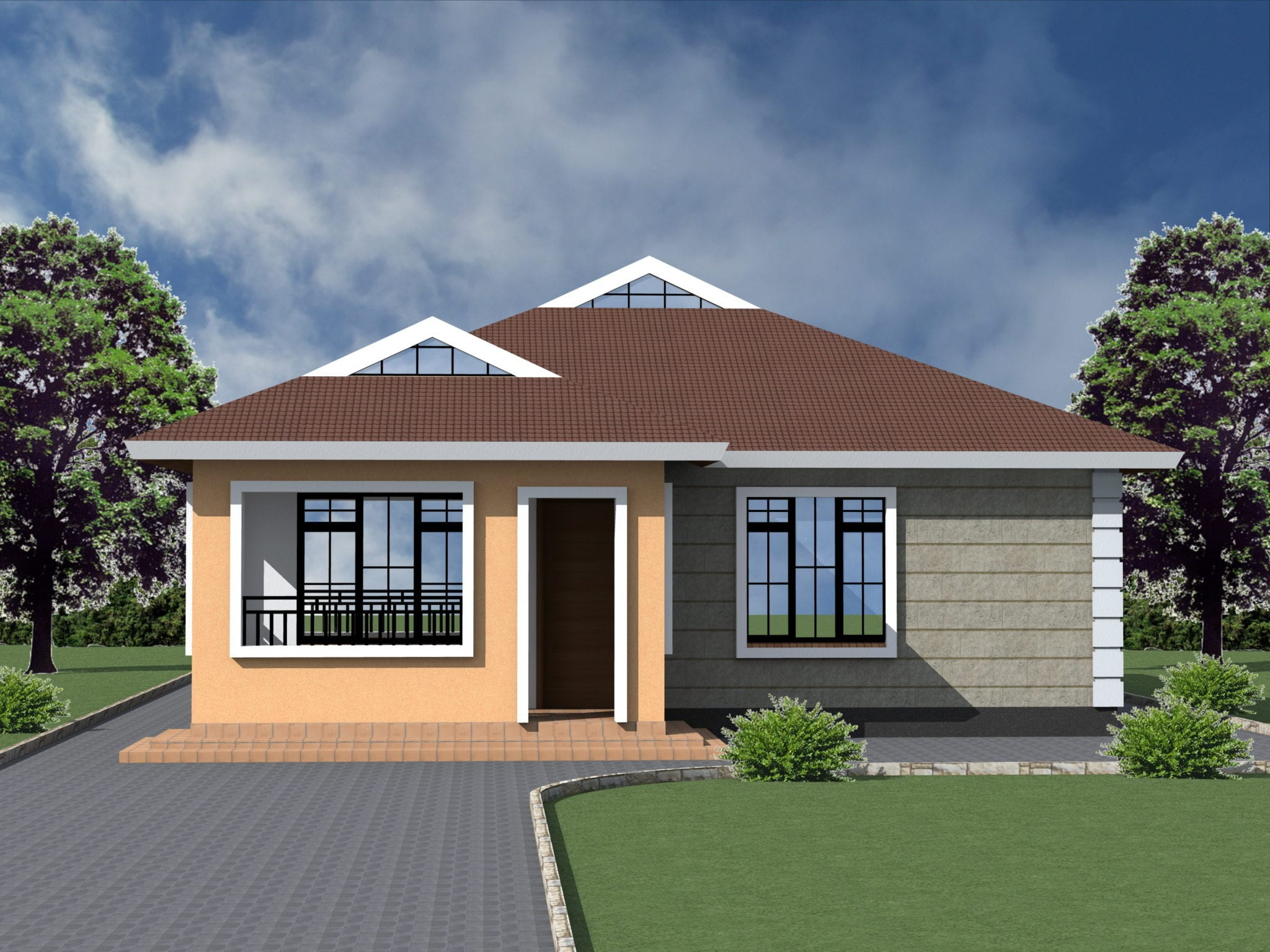 Modern House Plans in Kenya | HPD Consult