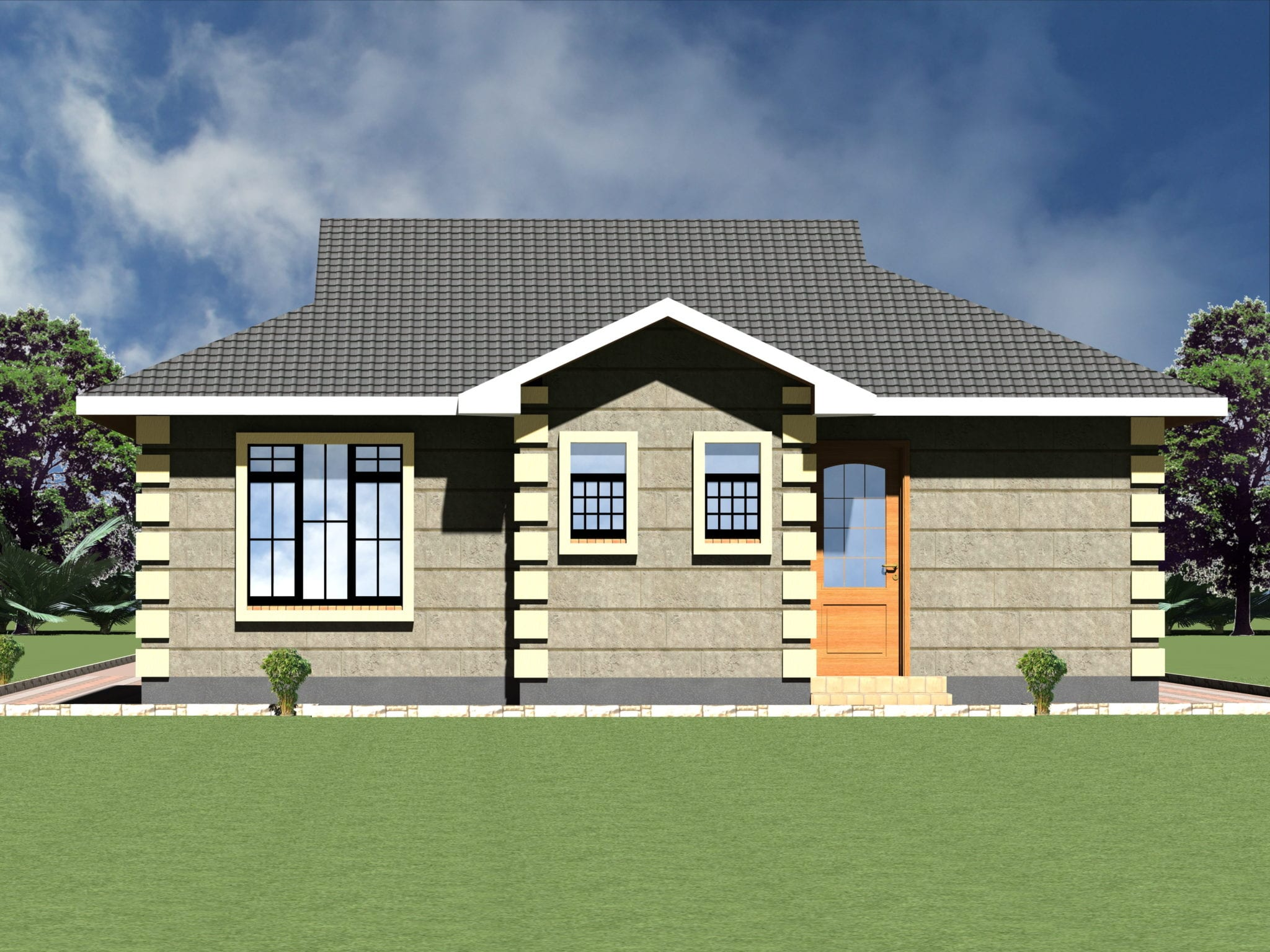 House designs in kenya and cost |HPD Consult