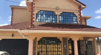 5 Bedroom House Syokimau