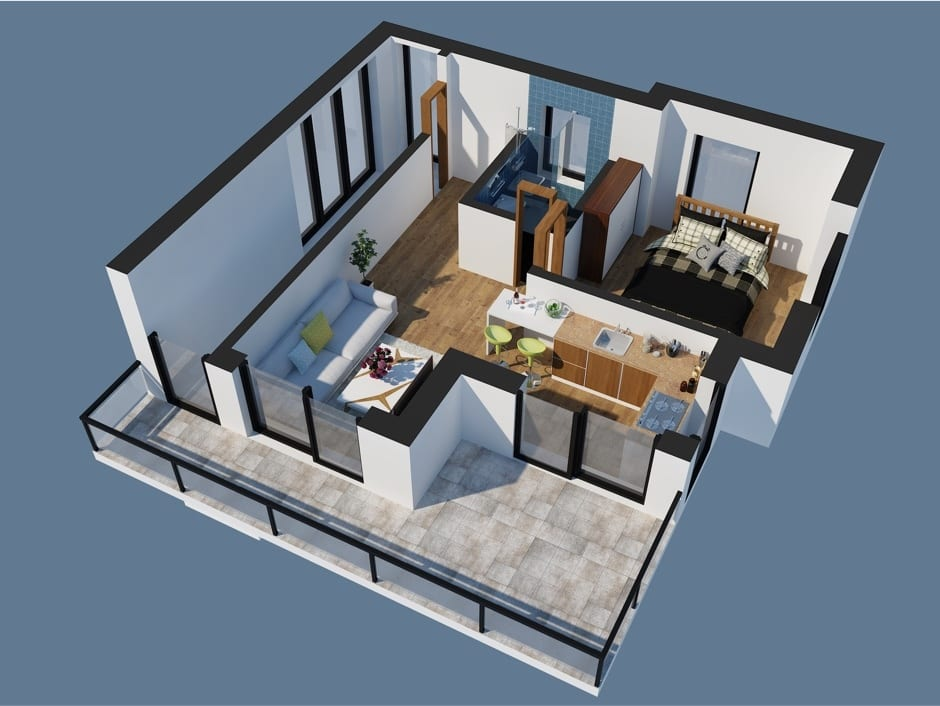 50 Best Modern House Design Floor Plan Ideas- HPD Consult