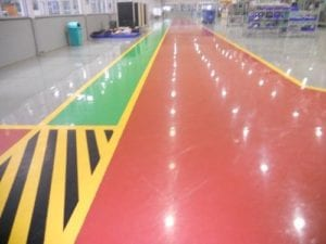 Warehouse Epoxy Flooring