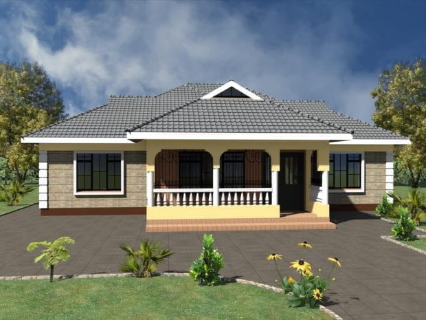3 bedroom house plans without garage