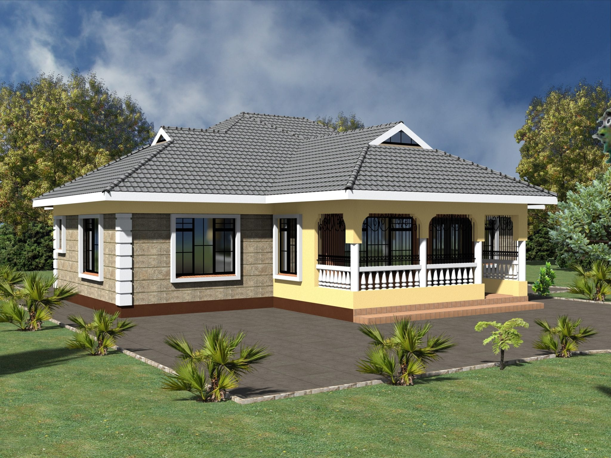 house plans in kenya