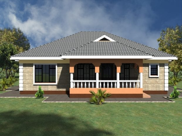 simple 3 bedroom house plans without garage (1)