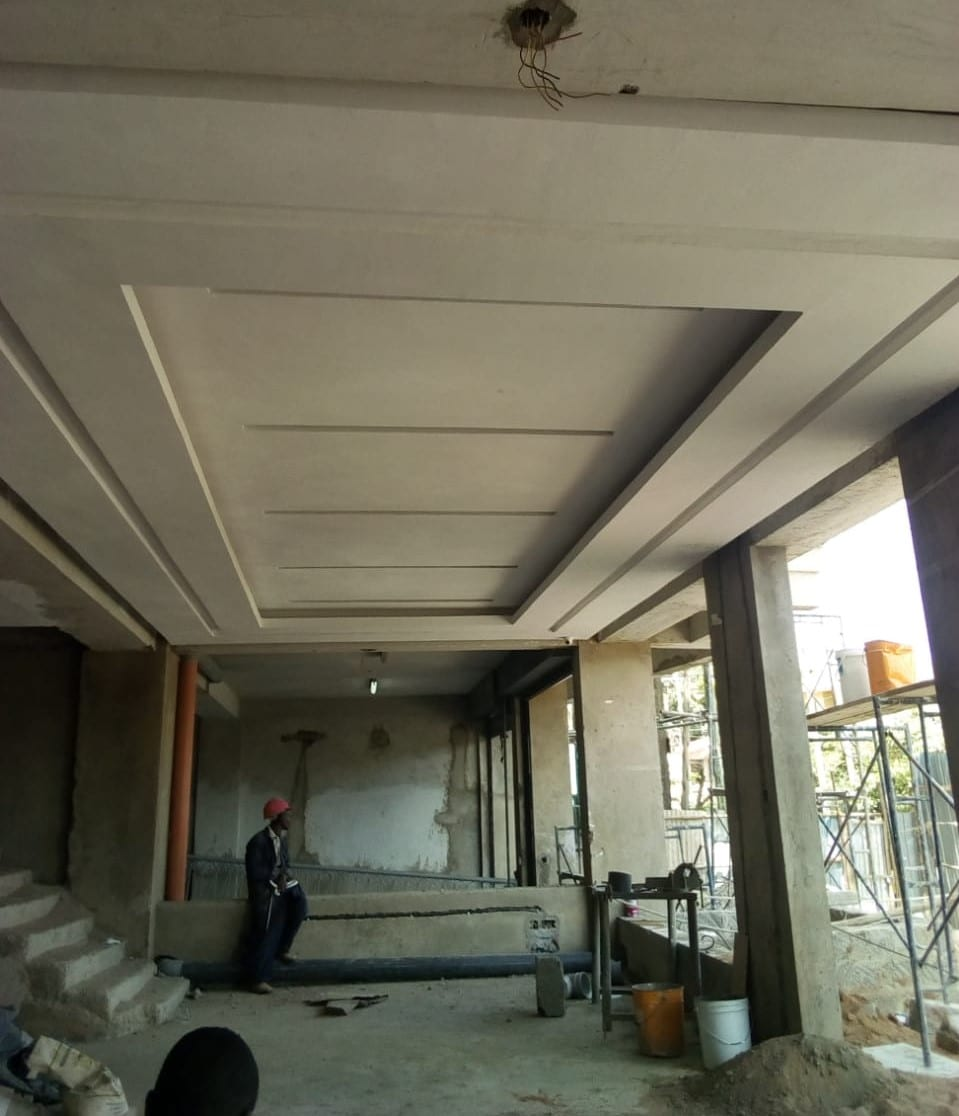 Gypsum Design Ceiling