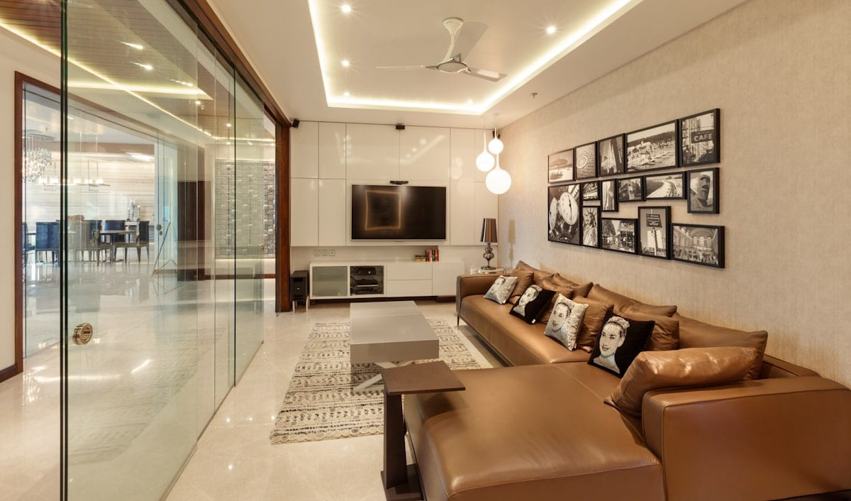 30 Best Modern Gypsum Ceiling Designs For Living Room