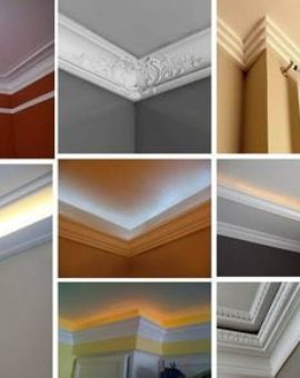 Amazing Crown Molding Ideas for your Home