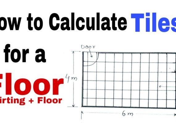 4 Steps How to Calculate Tiles Needed For a Floor