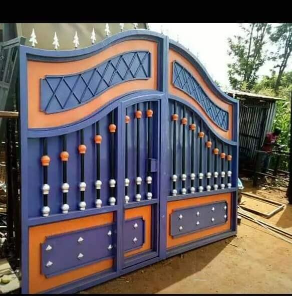 Steel gate Fabrication (1)