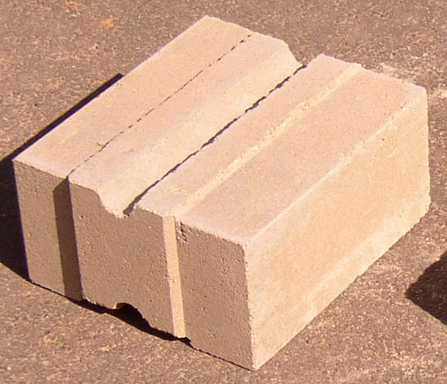 Types of walling materials