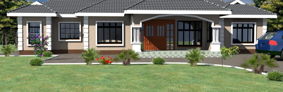 4 Bedroom design 1256 B