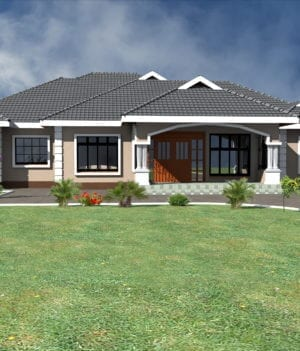 Latest 4 Bedroom House Plans
