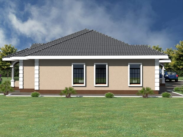 4 Bedroom design 1256 B 4